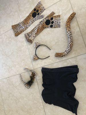 Leopard Halloween Costume for Sale in St. Petersburg, FL