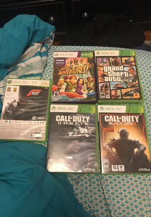 Xbox 360 games for Sale in Everett, MA