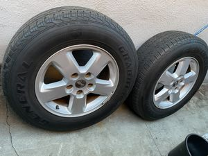 Jeep Grand Cherokee wheels and tires for Sale in Bellflower, CA