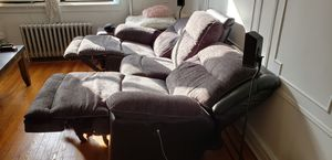 Sofa and coffee table for Sale in Queens, NY