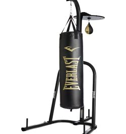 Everlast 80 lbs Boxing Punching bag with stand and speed bag.... Brand New in Box! Never used! Same day pick up! for Sale in Hawthorne,  CA