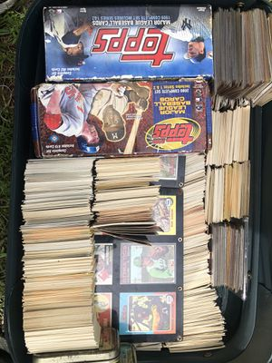 Collection Topps Major League Baseball Cards for Sale in Hialeah, FL