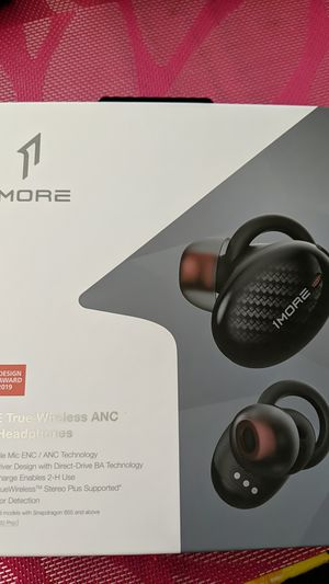 1more True Wireless ANC (active noice cancelling) in-ear headphones for Sale in Kirkland, WA