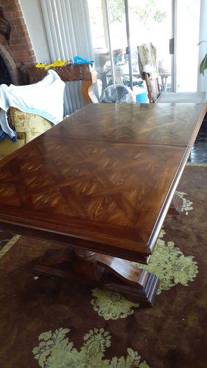 Beautiful elegant wood table for Sale in Covina, CA