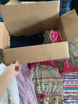 Box Full of Girls Youth Size 6/6x!!! for Sale in Sheridan, IN