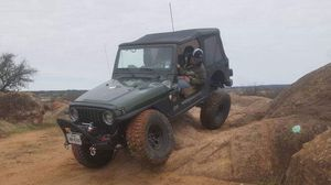 Jeep tj for Sale in Georgetown, TX