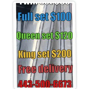 Best quality mattresses with best price guaranteed for Sale in Towson, MD