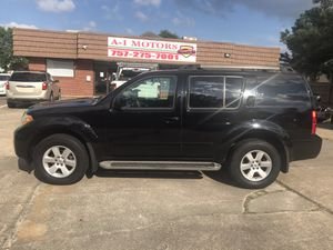 08 Nissan Pathfinder for Sale in Virginia Beach, VA