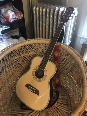 3/4 Scale Guitar and strap for Sale in Denver, CO