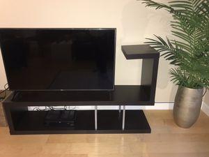 Dark Brown TV Stand for Sale in Washington, DC