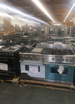 Warehouse full of discounted luxury appliances for Sale in Los Angeles, CA