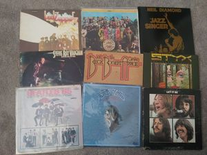 9 LPs various artists for Sale in Dayton, OR