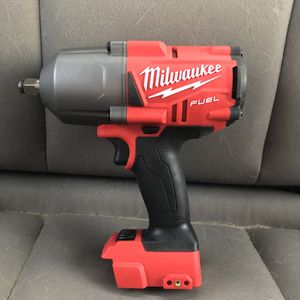 BRAND NEW HIGH TORQUE MILWAUKEE IMPACT WRENCH- tool only for Sale in Chicago, IL