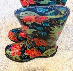 Waterproof Rain-BOOTS for Sale in Arlington, TX