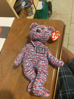 Usa beanie baby for Sale in Virginia Beach, VA