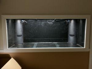 220 Gallon Complete fish tank setup for Sale in Union, NJ