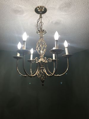 Adjustable height chandelier for Sale in High Point, NC