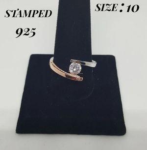 925 sterling silver ring for Sale in Fremont, NE
