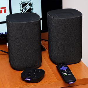Roku wireless TV speakers for Sale in El Cajon, CA