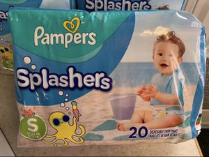 Pampers Splashers size S for Sale in Arvada, CO