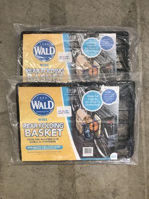 Wald Rear Folding Baskets for Bike for Sale in Phoenix, AZ