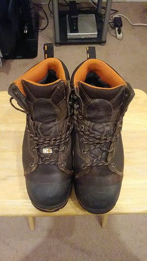 Timberland Pro Anti Fatigue Steel toe work boots size 13 in mens. for Sale in Covington, KY