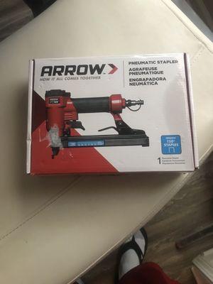 Arrow Pneumatic Stapler for Sale in Atlanta, GA