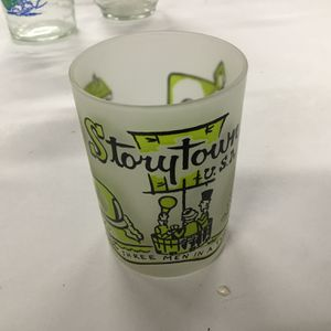 STORYTOWN SHOT GLASS for Sale in Schenectady, NY
