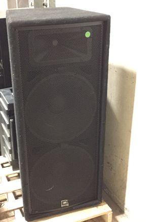 JBL JRX225 passive speaker untested for Sale in Irvine, CA