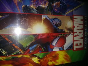 Ultimate marvel omnibus volume 1 unopen, in plastic for Sale in Buffalo, NY