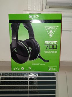 Xbox One Turtle Beach Stealth 700 for Sale in Washington,  DC
