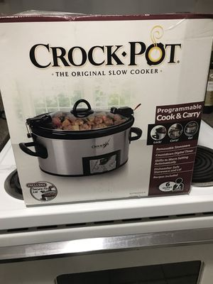 Crock pot for Sale in Dallas, TX
