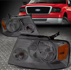 Ford F-150 04-08 new smoke headlights for Sale in Fresno, CA