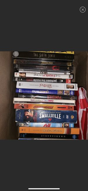 Box of DVDs for Sale in Westminster, CO