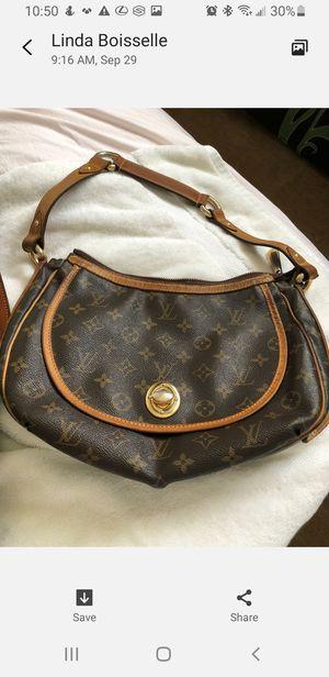 LOUIS VUITTON Monog1ram Tulum PM Shoulder Bag M40076 LV Auth gt042 for Sale in Torrance, CA