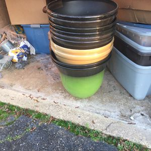 Large flower Pots for Sale in Bowie, MD
