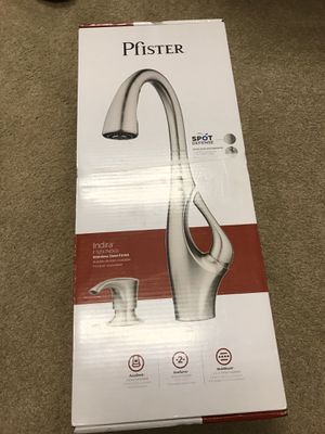 Pfister Indira Kitchen Faucet Brand New for Sale in Fife, WA