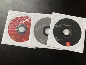 Adobe Creative Suite 5 Design Premium CS5 Mac for Sale in Raleigh, NC
