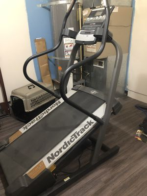 Nordictrack incline treadmill lightly used for Sale in Vancouver, WA