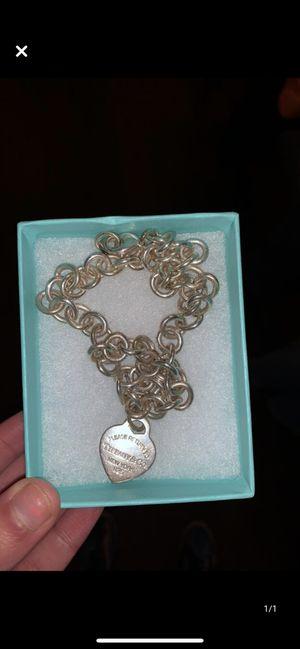 Tiffany's chain necklace for Sale in San Antonio, TX