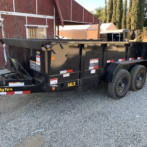 Big Tex Dump Trailers Bobcat Breakers Excavators Grapple Bucket for Sale in Chino, CA