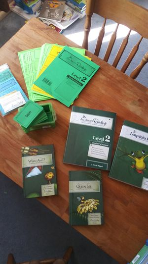 All about Reading Level 2 for Sale in Puyallup, WA