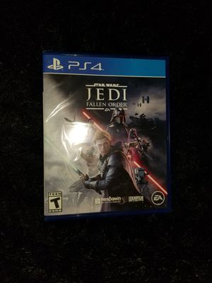 Star wars Jedi PS4 for Sale in Aurora, CO