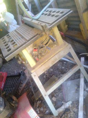 Delta table saw for Sale in Cedar Park, TX