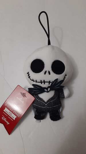 Disney The Nightmare Before Christmas Plush Hallmark SmallStars Jack Skellington for Sale in Miami, FL