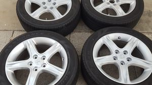 Lexus Toyota Is300 rims wheels (4+1 spare) for Sale in Pittsburg, CA