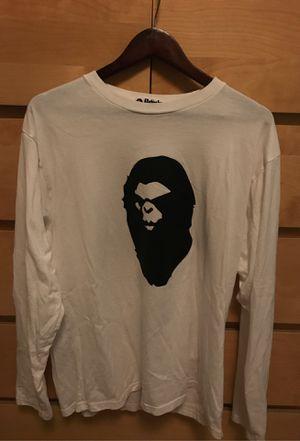 Bape long sleeve shirt for Sale in San Mateo, CA