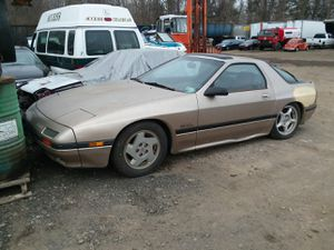 1987 mazda rx7 (parts only) for Sale in North Haven, CT