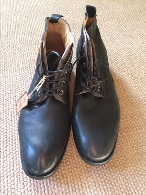 Leather men's boots size 11 for Sale in Alexandria, VA