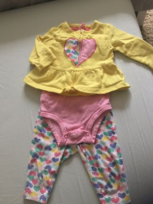 Baby clothes and bag for Sale in Waukegan, IL